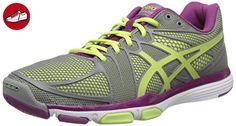 Asics - Frauen-Gel-Exert Tr Schuhe, EUR: 44.5, Grey/Limeade/Berry - Asics schuhe (*Partner-Link)
