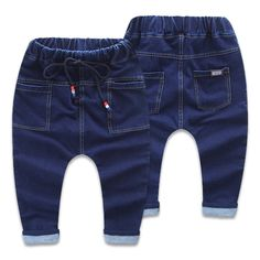 Like and Share if you want this  Top Kidz Shop Boys Fashion Denim Pants   Tag a friend who would love this!   FREE Shipping Worldwide   Get it here ---> https://topkidzshop.com/boys-fashion-denim-pants/