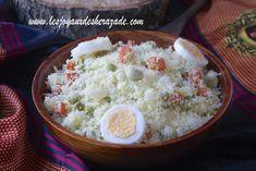 Couscous kabyle aux légumes à la vapeur ( tchiw tchiw)