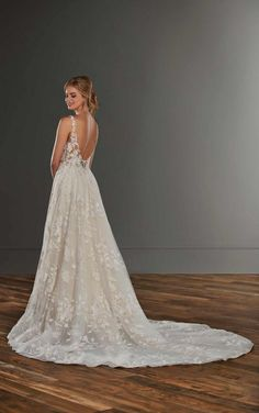 Wedding Dress 1183 by Martina Liana - Search our photo gallery for pictures of wedding dresses by Martina Liana. Find the perfect dress with recent Martina Liana photos. Bridal Gowns, Wedding Gowns, Wedding Dress Pictures, Dress Out, Designer Wedding Dresses, Bridal Collection, Bridal Style, Bridal Fashion, Floral