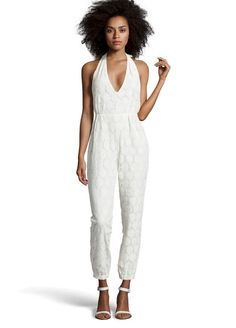 d5258714034f 17 Impossibly Pretty Solange-Inspired Bridal Jumpsuits