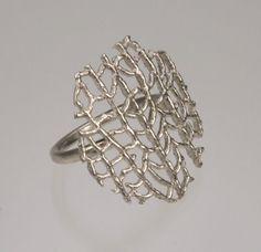 DANIELLE EMBRY- USA  fan coral ring