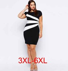 plus size 4XL 5xl sexy dress for fat women bodycon skinny dresses fashion European office lady large size short sleeve vestido-in Dresses from Apparel & Accessories on Aliexpress.com   Alibaba Group