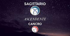 Scopri le caratteristiche comportamentali del segno Sagittario con ascendente Cancro