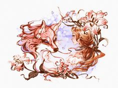 Copic art by Allison Strom