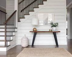 minimalist entryway goals.