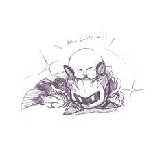 Meta Knight x Kirby | Tumblr