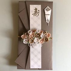 Japanese Colors, Best Mother, Hana, Gifts For Mom, Wraps, Packing, Gift Wrapping, Fantasy, Birthday