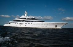 Photos: Super-Yachts from Stem to Stern | Vanity Fair