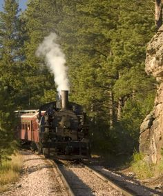 It's a once in a lifetime experience, and one of the best ways to see the Black Hills.
