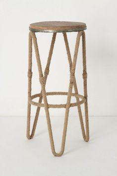 anthropologie bar stool