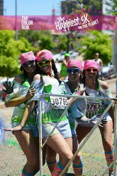 Color run outfits