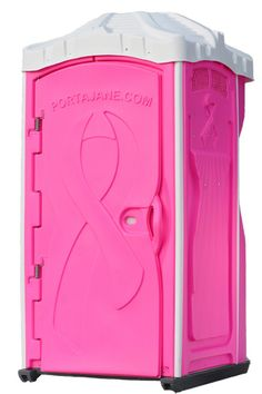 PortaJane - the first portable toilet designed specifically 'For Women Only.'