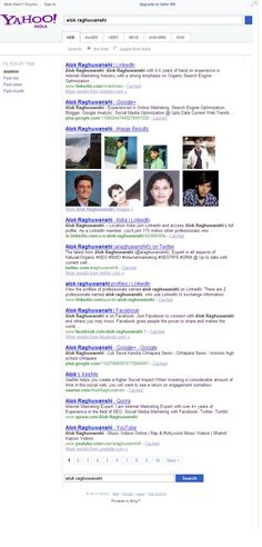 Yahoo Announces the New Yahoo Search Results Design..ツ is Out!!...  Check it out!