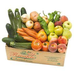 Fruta y verdura de temporada a domicilio