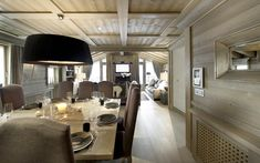 Chalet White Pearl 7 Sophisticated Holiday Retreat in the French Alps: White Pearl Chalet