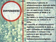 Diffondere attività di alfabetizzazione digitale #smartcitizen #smartcity http://www.michelevianello.net/le-4-attivita-per-far-nascere-gli-smart-citizen/