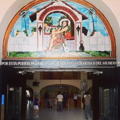 Mujeres hermosas!  The most beautiful women in the world walk through these doors! This is the Rosarito Beach Hotel in #RosaritoBeach! #HappyWomensDay  Explore #BajaCalifornia today, www.DiscoverBajaCalifornia.com  (Photo by Maria Eugenia)