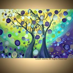 Another tree painting