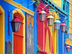 From Buenos Aires to Belfast, and Mallorca to Morocco, these are the places that should be on your bucket list for We asked travel experts why these are the top vacation spots, and what to do and where to stay when you get there. Montevideo, Best Places To Travel, Places To Go, Argentine Buenos Aires, Tourist Places, Wall Colors, Colours, Belle Photo, Art World