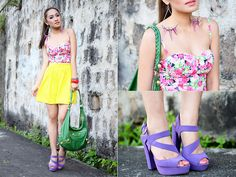 Vibrant and Free (BMS) (by Laureen Uy) http://lookbook.nu/look/3350987-Vibrant-and-Free-BMS