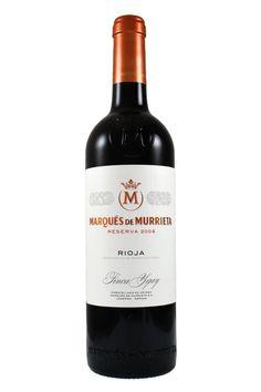 Fraziers Wine Merchants  - Marques de Murrieta Reserva Rioja 2008, £20.99 (http://www.frazierswine.co.uk/marques-de-murrieta-reserva-rioja-2008/)