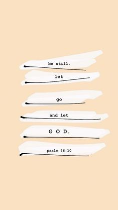 Go Bible, Let Go And Let God, Letting Go Quotes, Scripture Verses, Bible Verses Quotes, Bible Journal, Instagram Words, Worry Quotes, Bible Verse Wallpaper