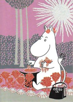 Log in on Postcrossing Moomin Valley, Tove Jansson, Little My, Book Characters, A Comics, Art Lessons, Painting & Drawing, Childrens Books, Fairy Tales
