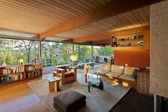 Richard Neutra home in the Hollywood Hills