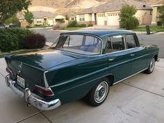 Bid for the chance to own a 1962 Mercedes-Benz at auction with Bring a Trailer, the home of the best vintage and classic cars online. New Starter, Starter Motor, Richmond Heights, Mercedes Benz 190, Thing 1, Door Seals, New Tyres, Oil Filter, Classic Cars Online