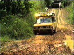 Camel Trophy 1987 Madagascar Range Rover Classic Turbo D