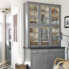 Collection Ikea 2012 : 70 nouvelles ambiances à découvrir ! : Combinaison Faktum Lidingö - Ikea - Déco - Plurielles.fr