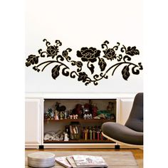 Red Lip Beauty Pattern Vinyl Wall Sticker White Liked - Vinyl decals for textured walls