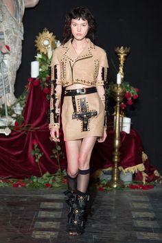 Fausto Puglisi Spring 2017 Ready-to-Wear Fashion Show