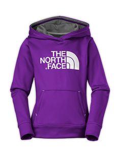 Purple NorthFace Hoodie so in love!