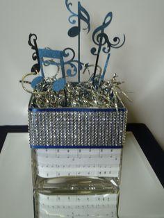 Celebration of Music centerpiece