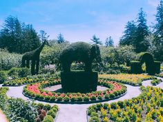 There's A Little Known Unique Garden In Rhode Island... And It's Truly Amazing