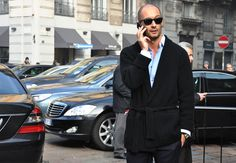Milan Vukmirovic, Creative director of Trussardi 1911 and Miami store The Webster; editor-in-chief of L'Officiel Hommes.