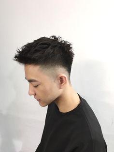 Mens Haircuts Short Hair, Asian Men Short Hairstyle, Asian Man Haircut, Mens Hairstyles Pompadour, Mens Hairstyles Fade, Korean Short Hair, Short Hair Undercut, Asian Hair Men, Gents Hair Style