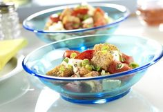 Tuscan Bread Salad Recipe - Campbell's Kitchen