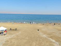 Fotografía: Laura Varela - Mar Muerto Beach, Water, Outdoor, Dead Sea, Jordan Spieth, Gripe Water, Outdoors, The Beach, Beaches