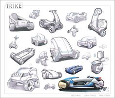 trike sketch - Pesquisa Google