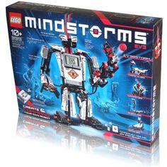Lego Mindstorms EV3 Unboxing Video