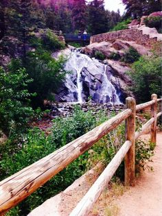 4. Helen Hunt Falls (Colorado Springs)                                                                                                                                                      More