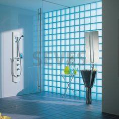 bagno17 | Interiores | Galería Galerìa | Seves glassblock
