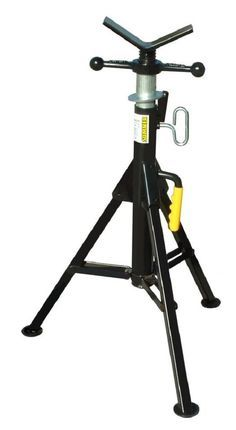 Best Pipe Jack Stands :http://toolsforwelding.com/best-pipe-jack-stands/