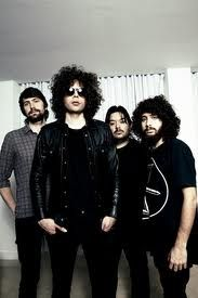 Wolfmother. Brilliant concert. These guys kick-ass live!