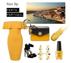 """""""Vacation"""" by emmy-calmius on Polyvore featuring Pilot, Steve Madden, Bally, Henri Bendel and Ippolita"""
