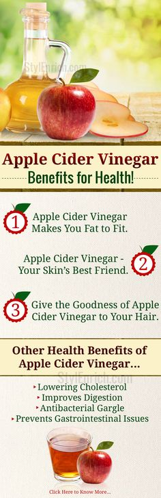 Have you heard about #HealthBenefits of Apple Cider Vinegar? The apple cider vinegar benefits are not restricted to health alone, it can be used to serve several purposes, including health, well being, skin, hair care needs. This can come in handy in day to day life! So, let's know the top benefits of apple cider vinegar.