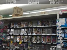 Turn Unused Overhead Space into Profit Generating Display TV playing DVD Movie Samples    WOOLWORTHS LIMITED  1 WOOLWORTHS WAY  BELLA VISTA NSW 2153  AUSTRALIA  Attention:  Mr. Brad Banducci  Managing Director Woolworths Food Group  1.TURN UNUSED OVERHEAD